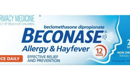 Have you experienced any side effects with Beconase?