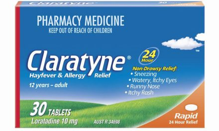 Have you experienced any side effects with Claratyne?