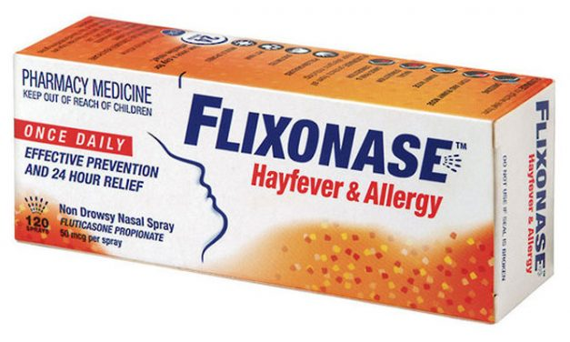 Have you experienced any side effects with Flixonase?