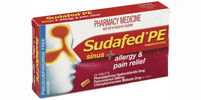 How does Sudafed rate for you?