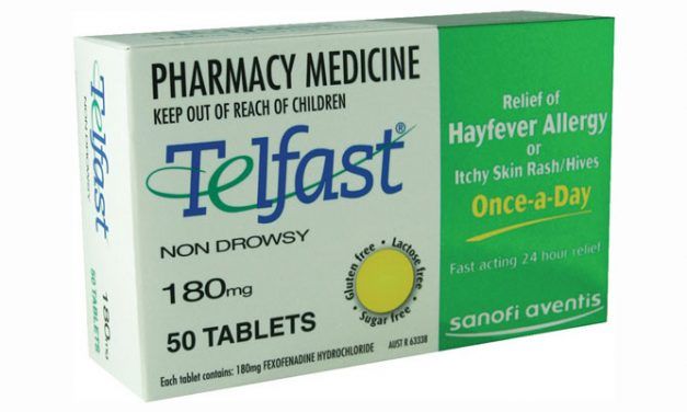 Have you experienced any side effects with Telfast?
