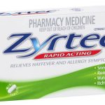 Have you experienced any side effects with Zyrtec?