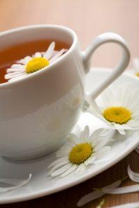 Chamomile Tea for allergies