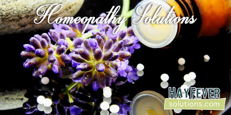 Natural Hay Fever Treatment – Homeopathy