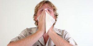 Not Steve Irwin - sneezing