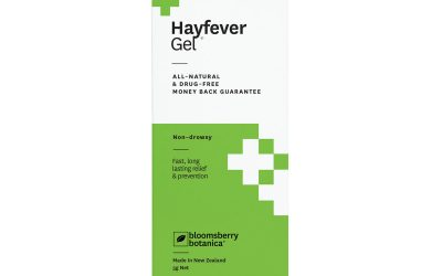 How does Botanica Hay fever Gel rate for you