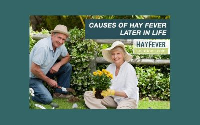 Causes for Developing Hay Fever Later In Life